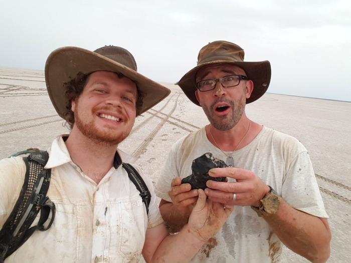 Image: Jonatan Paxman, Desert Fireball Network